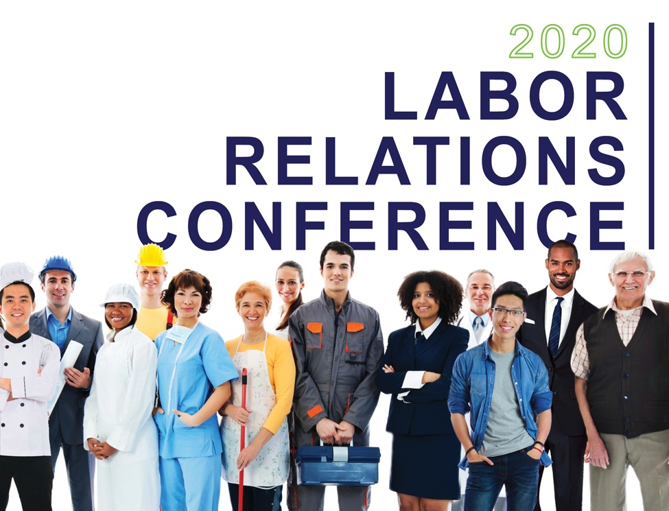 Image of 2020 Labor Relations Conference - Cerritos