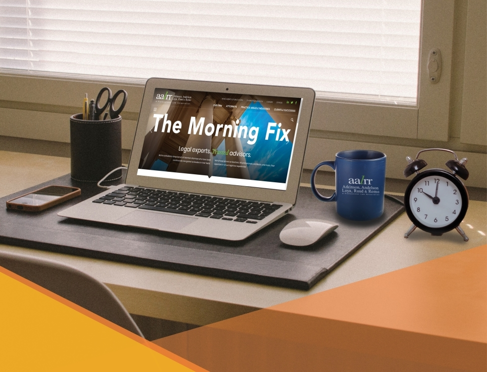 Image of Complimentary Webinar Series | The Morning Fix