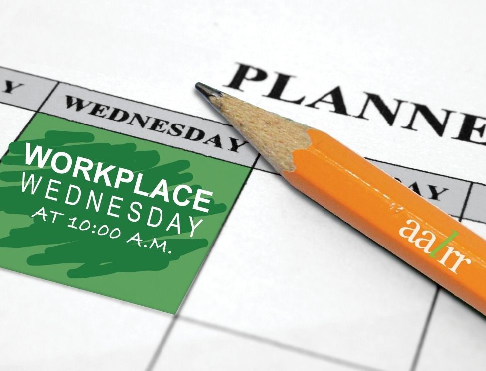 Image of Complimentary Webinar Series | Workplace Wednesdays